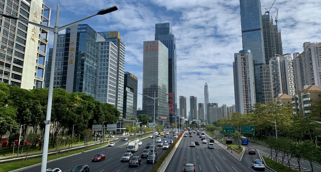 深圳:全面推广新能源汽车  规划建设充电、加氢等配套