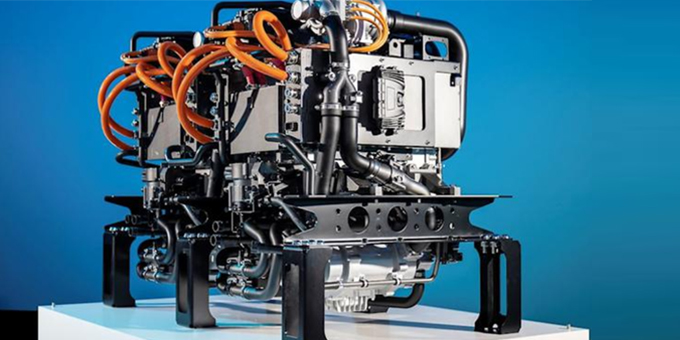戴姆勒卡车部门和沃尔沃合作 计划2025年投产氢能燃料电池卡车