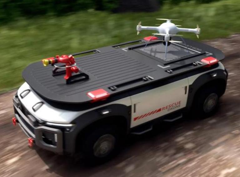 """现代发布""""氢能愿景2040"""":2028年旗下商用车将均为氢燃料电池车"""