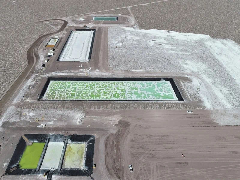 盐湖锂矿角逐战再添A股巨头 紫金矿业50亿收购加拿大锂盐公司