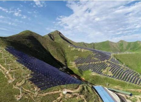 国家能源局:积极推动新能源发电项目能并尽并、多发满发