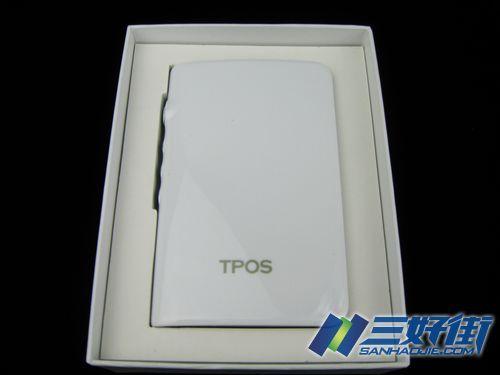 您的军备用电司令 TPOS U601移动电源