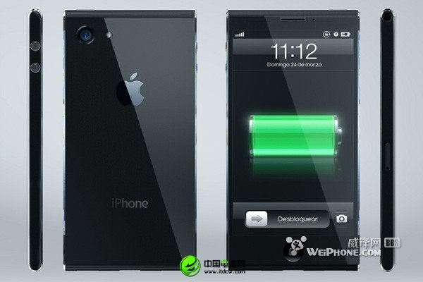 设计师秀 iphone6概念设计图