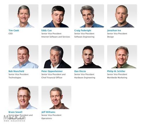 苹果公司股价不稳定!高管抛售套现忙
