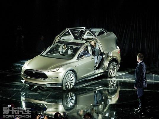 看豪华电动车新营销模式