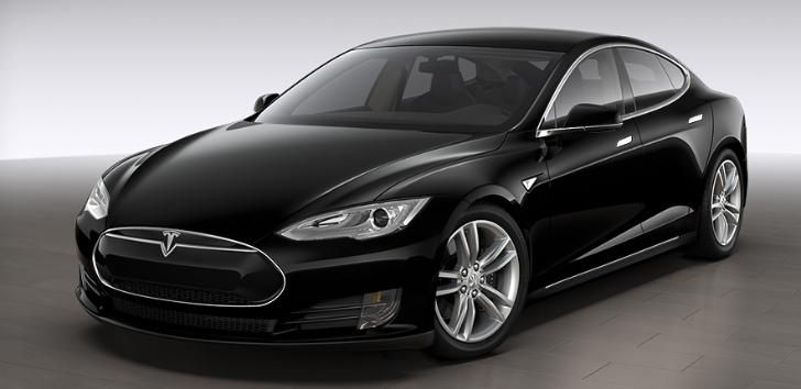 特拉斯model s成为加拿大最畅销电动汽车高清图片