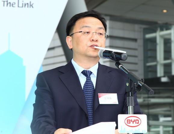 王传福:加码新能源车 像唐·吉诃德一样去战斗
