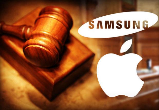 传苹果三星寻求专利纠纷达成全面和解