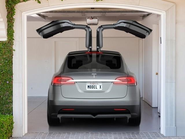 特斯拉Model X预定火爆 已超过2万辆
