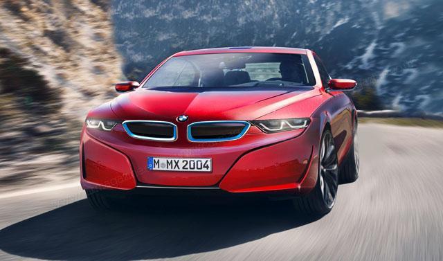 宝马将推i5/i7新能源车 对抗特斯拉Model S