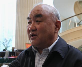 时风集团 董事长 刘义发 小型电动车应成为国民 高清图片