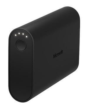 微软也玩充电宝了?可同时给两台移动设备充电