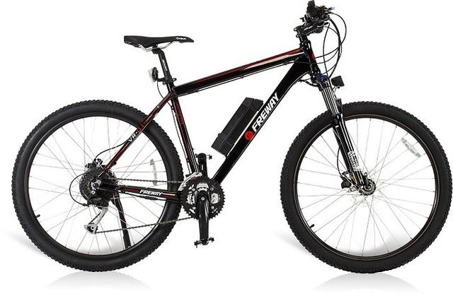 真正的电动山地自行车推出:探险通勤两不误