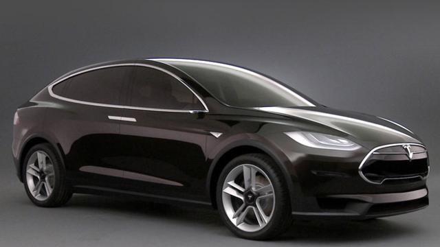 奥迪电动SUV还想抗衡特斯拉Model X?然并卵