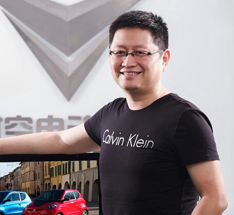 陈峰:布局电动汽车全产业链 创新构建新能源矩阵