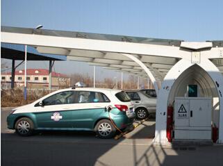 新能源汽车板块全面活跃 充电桩和锂电池概念股大爆发
