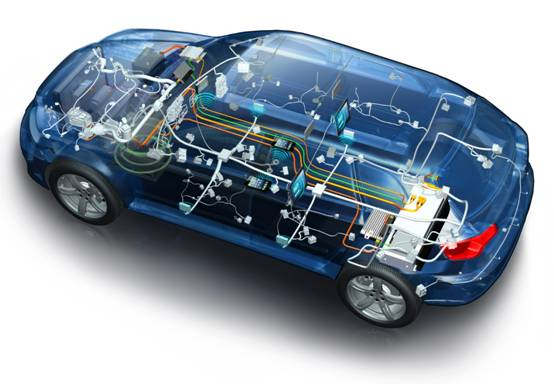新能源汽车板块强势 产业战略促市场估值溢价