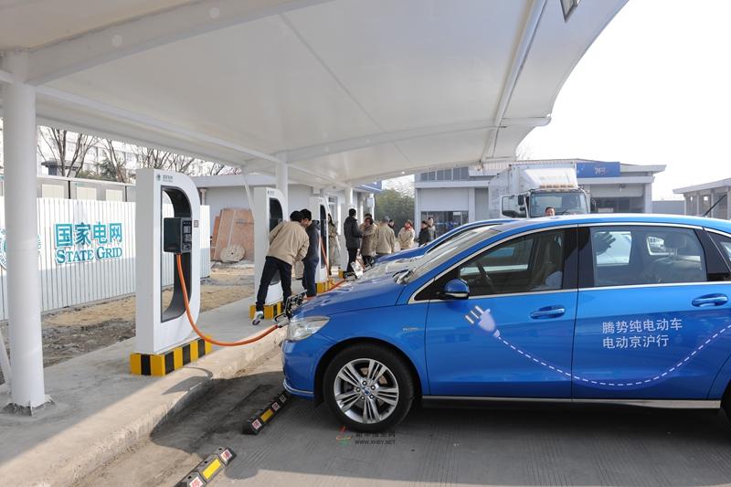 我国十大电动汽车充电设施运营商排行榜 国家电网居首