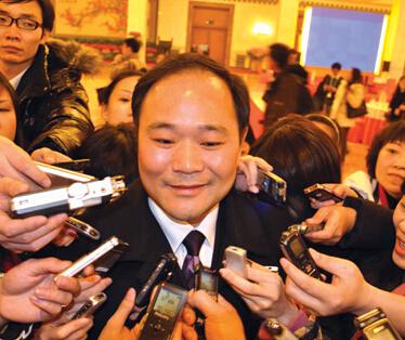 """浙商""""狂人""""李书福:期盼新能源的""""中国卫星"""""""