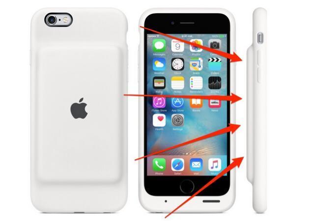 苹果智能电池保护壳遭业内吐槽:智能在何处?