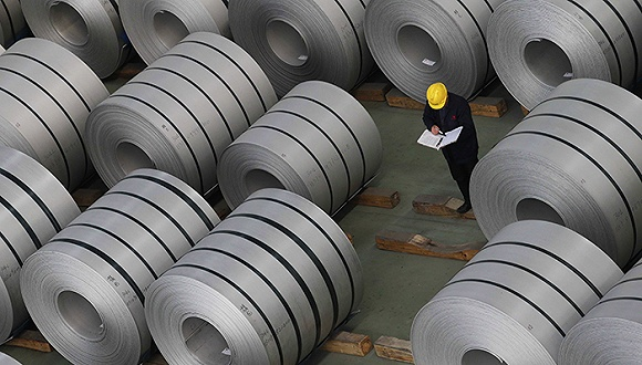 中钢协:1至11月重点钢铁企业亏损超500亿元