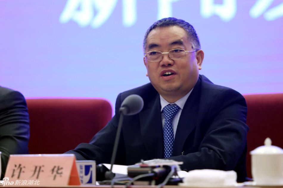 格林美董事长许开华:让循环产业从荆门走向全国