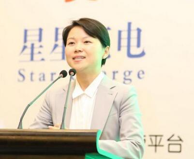 万帮集团总裁邵丹薇:充电桩众筹向产业链延伸要效益
