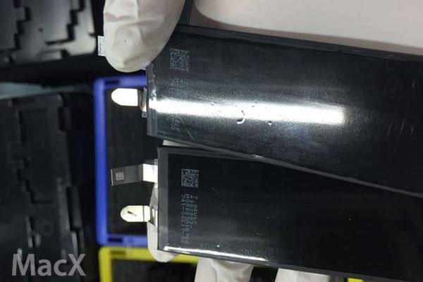 谍照显示苹果iPhone 7电池容量大于6s 采用陶瓷机身