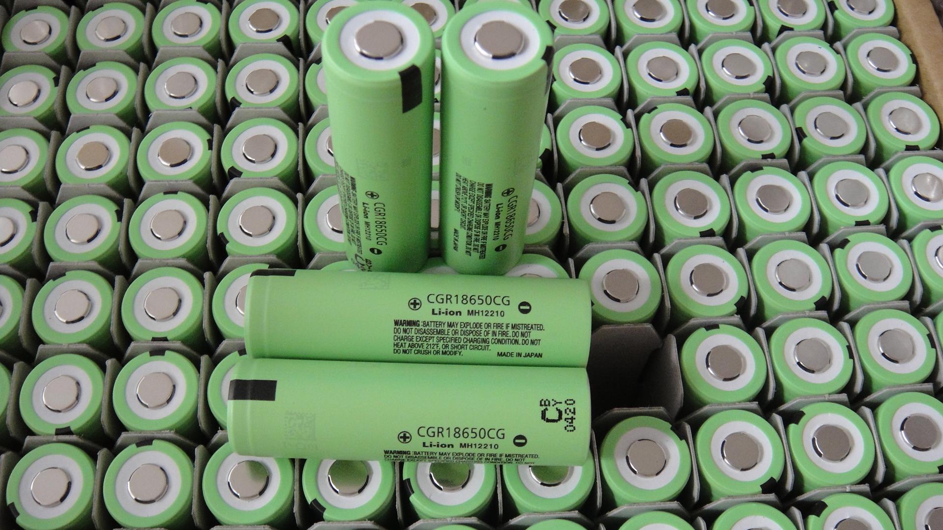 电动汽车电池生产商排行:松下占40%居第一  比亚迪第二