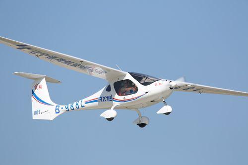 我国首款新能源飞机成功完成低温试飞试验
