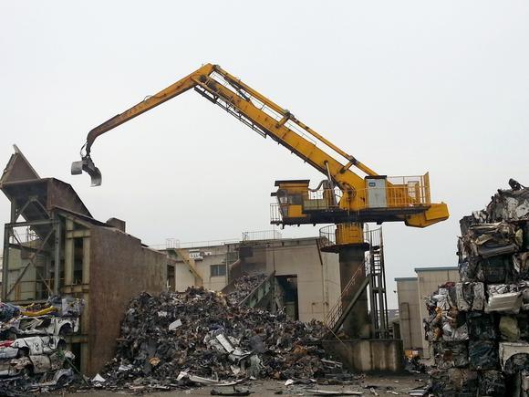 日本丰田拟回收利用废旧汽车 在华建首家回收工厂