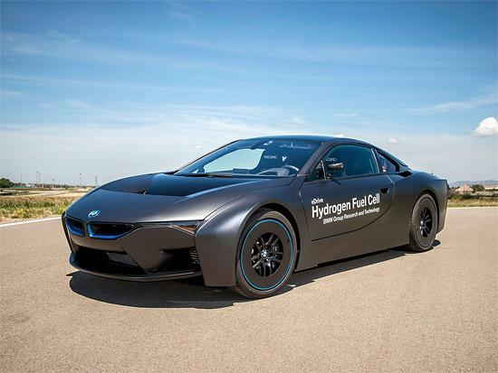 燃料电池车一次填充行驶500km?日韩燃料电池车首次碰撞!