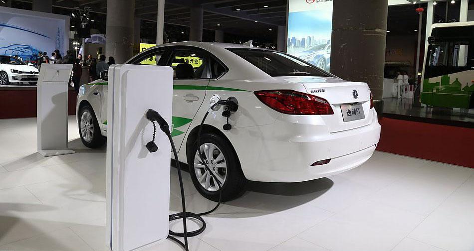 3月我国新能源汽车生产25246辆 同比增长54.8%