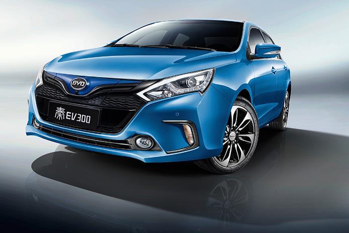 三月份新能源汽车销量数据公布 英美欲赶超中国
