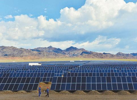 能源局:一季度光伏发电量118亿千瓦时 同比增48%