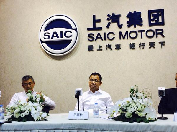 王晓秋:在中国新能源汽车里 我希望有人来打败我