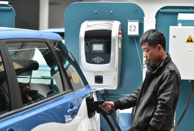 """煤都转型在""""路上"""" 电动汽车产业有望成为山西发展新动力能"""