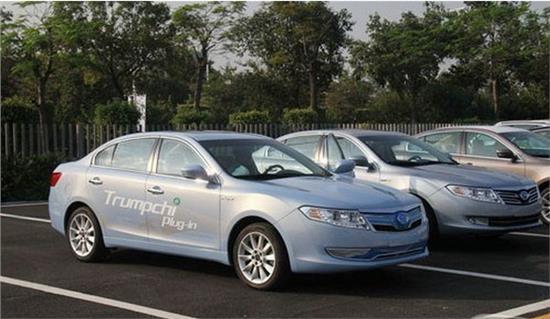 广东建立电动汽车地方及联盟标准共143项