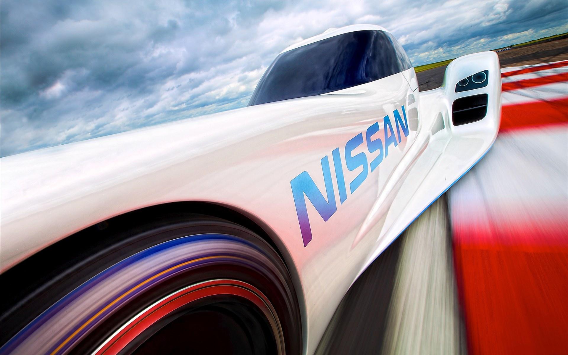 尼桑电动赛车 Formula E赛事吸引年轻消费群体