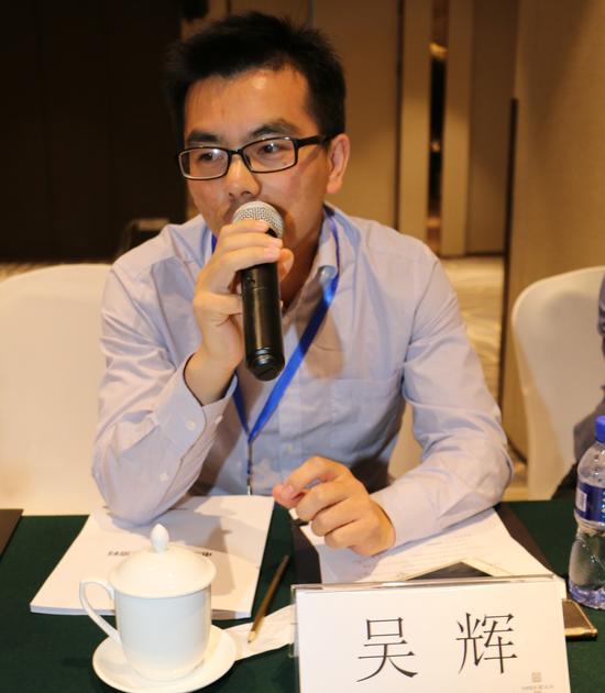 电池百人会理事:赛迪顾问吴辉
