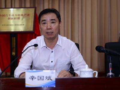 """工信部副部长辛国斌:鼓励新能源汽车技术路线""""百花齐放"""""""