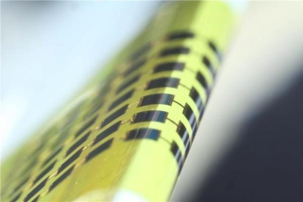 韩国研制出世界最薄太阳能电池 厚度仅为头发直径1%