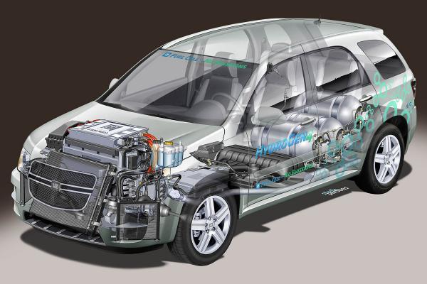 想拿20万补贴不容易 氢燃料电池车型展望
