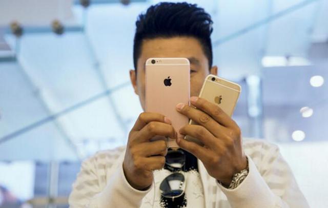 苹果在华陷入低潮 iPhone对消费者吸引力下滑