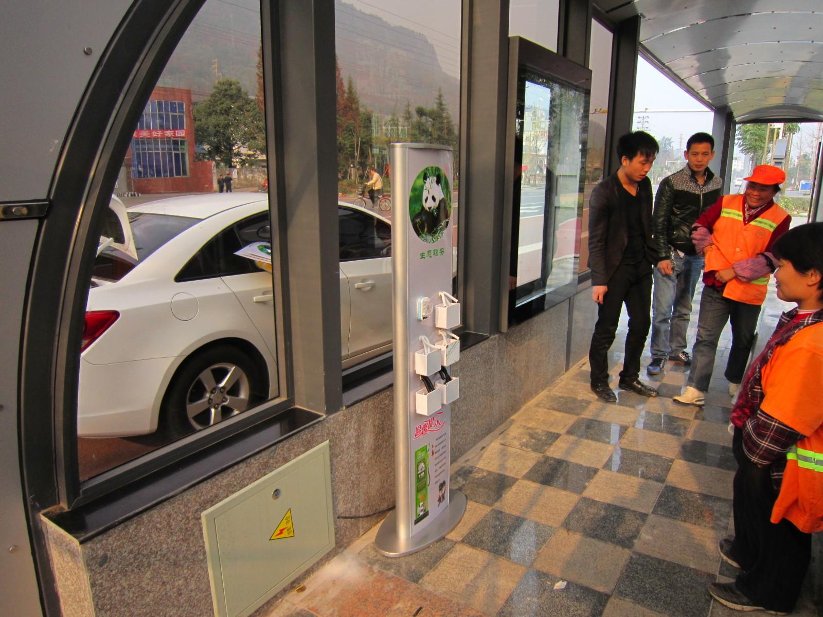 北京刮起新能源汽车充电风暴  私人桩数量蹿升