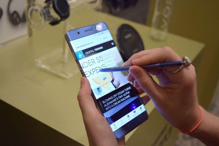 三星手机全球召回Note7独中国例外 国行版未用问题电池