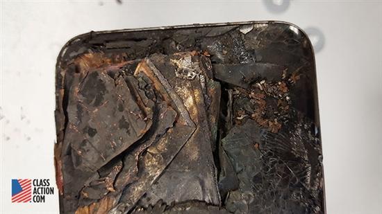 三星又一手机电池爆炸:S7 edge自燃致用户严重烧伤
