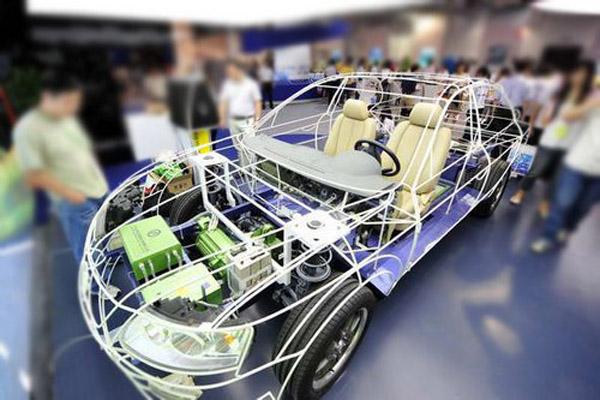 世界能源理事会:2020年全球电动车市场占有率预计增15倍