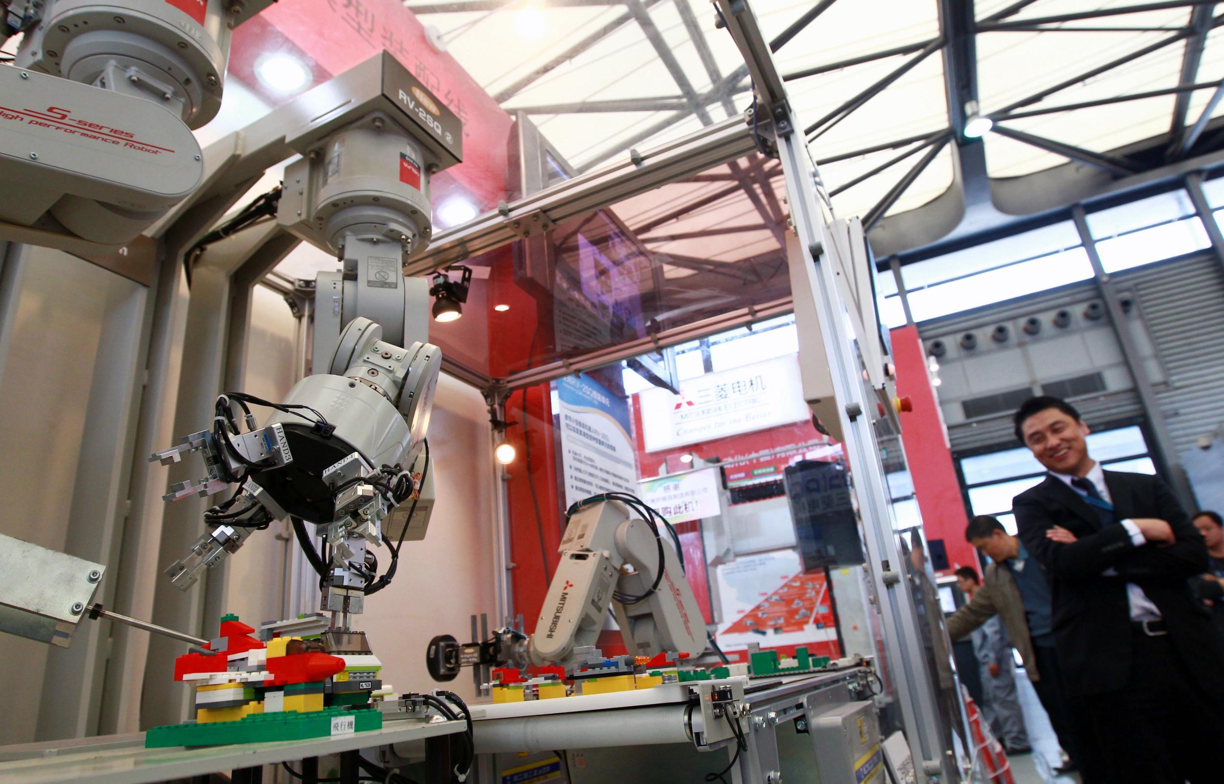 工信部:《工业机器人行业规范条件(征求意见稿)》
