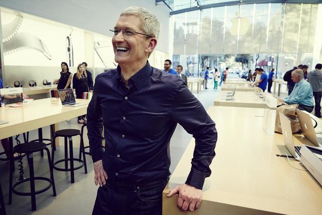 库克承诺兑现:总投资3亿 苹果中国研发中心落户北京中关村
